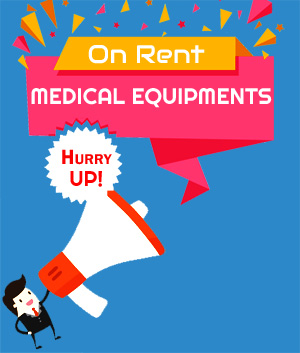 medical equipment on rent